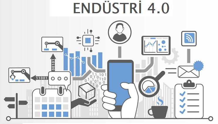 endüstri 4.0 otomasyon